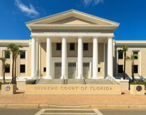 Workers' Compensation Ruling form the Florida Supreme Court Image