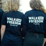 A21 Walk for Freedom in Jacksonville